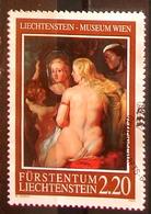 """Liechtenstein 2005: """"Venus Vor Dem Spiegel"""" (P.P.Rubens) Zu 1317 Mi 1374 Yv 1315 Mit ET-o (Zu CHF 5.50) - Nus"""