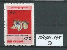MYANMAR MICHEL 345 Gestempelt Siehe Scan - Myanmar (Burma 1948-...)