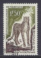 Mauritanie - Wild Animals, Ghepard, Guepard - Used - Mauritania (1960-...)