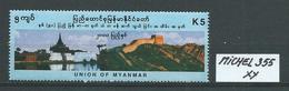 MYANMAR MICHEL 355 Postfrisch Siehe Scan - Myanmar (Burma 1948-...)