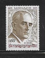 MONACO ( MC7 - 207 ) 1975  N° YVERT ET TELLIER  N° 1038   N** - Mónaco