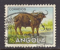 Angola - Fauna, Animals, Bufalo - Used - Angola