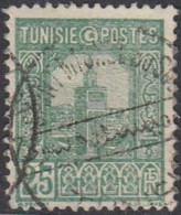 Tunisie - Saint-Michel Du Sud Sur N° 127 (YT) N° 127 (AM). Oblitération. - Tunisie (1888-1955)