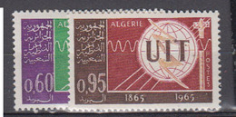 ALGERIE      1965     N °  409 / 410        COTE    2 € 75        ( E 226 ) - Algeria (1962-...)