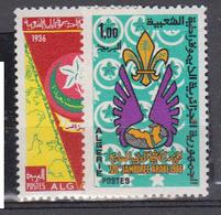 ALGERIE      1966     N °  426 / 427        COTE    3 € 05        ( E 227 ) - Algeria (1962-...)