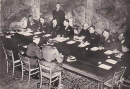 CP 51 Marne Reims Collège Moderne Technique  7 Mai 1945 Signature Capitulation Allemande - Reims