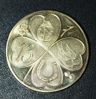 """Médaille Monnaie De Paris """"Chance / Porte-Bonheur"""" - Non Classés"""