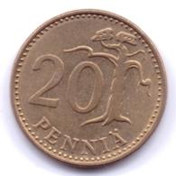 FINLAND 1979: 20 Penniä, KM 47 - Finland