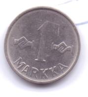 FINLAND 1958: 1 Markka, KM 36a - Finland