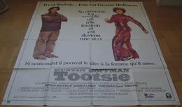 AFFICHE CINEMA ORIGINALE FILM TOOTSIE Sydney POLLACK Dustin HOFFMAN Jessica LANGE 1982 - Posters