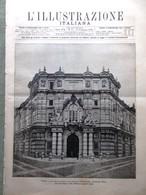 L'Illustrazione Italiana 14 Settembre 1890 Spezia San Martino Venezia Miracoli - Vor 1900