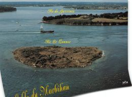 Golfe Du Morbihan (56) - Ile Er Lannic - France