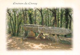 Civray (86) - Environs - Le Dolmen - Civray