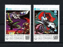 Comores A 157/8 Nuevo - Comores (1975-...)