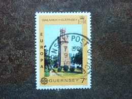 1978  Europa Monuments  SG = 166  Used - Guernesey