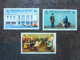 1979  Guernsey Postal Administration   SG = 207 / 208 And 210  ** MNH - Guernesey