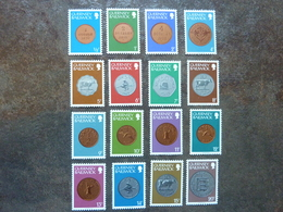 1979  Coins   SG = 177 / 194  ** MNH - Guernesey