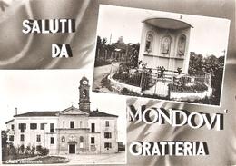 243/FG/20 - MONDOVI' (CUNEO) - FRAZIONE GRATTERIA: Vedutine - Cuneo