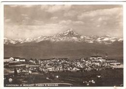 244/FG/20 - MONDOVI' (CUNEO) - Panorama - Cuneo