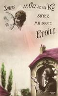 Fantaisie - Couple - Etoile - 1865 - Couples