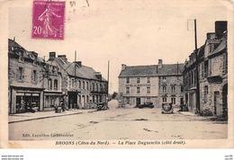 22.broons.n° 54740.la Place Duguesclin - Francia