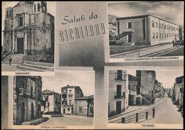 SICULIANA (AGRIGENTO) SALUTI - Agrigento