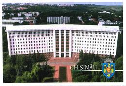 Moldova:Chisinau, The Parliament Of The Republic Of Moldova, 2004 - Moldova