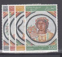 ALGERIE      1977     N °  663 / 666        COTE    11 € 00        ( E 236 ) - Algeria (1962-...)