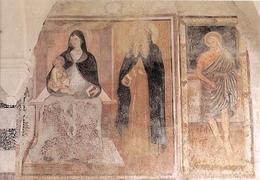 246/FG/20 - MONDOVI' (CUNEO) - FRAZIONE BREOLUNGI: Madonna In Trono - Cuneo