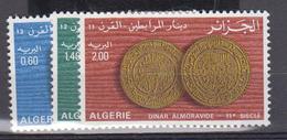 ALGERIE      1977     N °  676 / 678       COTE    4 € 70        ( E 237 ) - Algeria (1962-...)