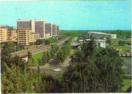 Belarus:Minsk, P.M.Mashzrava Prospect, 1983 - Belarus
