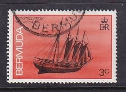 Bermuda: 1986/90   Ships    SG507A   3c  [no Imprint Date]   Used - Bermuda