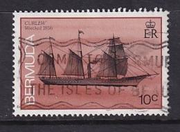 Bermuda: 1986/90   Ships    SG510A   10c  [no Imprint Date]   Used - Bermuda