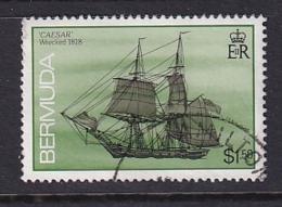 Bermuda: 1986/90   Ships    SG519A   $1.50  [no Imprint Date]   Used - Bermuda