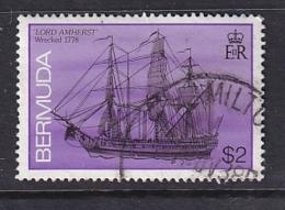 Bermuda: 1986/90   Ships    SG520A   $2  [no Imprint Date]   Used - Bermuda