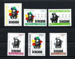 Comores Nº 1183/8 Nuevo - Comores (1975-...)