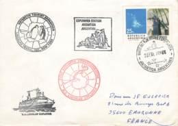 Let 120 - Argentine -  Esperanza Station Antartida Argentina - 1974 - Unclassified