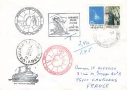 Let 121 - Argentine -  Esperanza Station Antartida Argentina - 1974 - Stamps