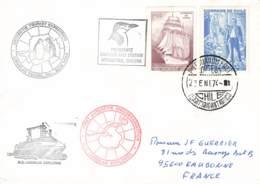 Let 143 - Chilie - Presidente Eduardo Frai Station Antarctica Chilena - 1974 - Stamps
