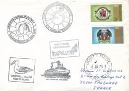 Let 144 - Nouvelle Zélande - Scott Base New Zealand - 1974 - Stamps
