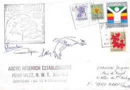 Let 149 - Canada - Terre De Baffin - Artic Research Establichment - Stamps