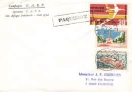 Let 151 - Sénégal - Campagne G.A.R.P. - 1974 - Paquebot - Stamps