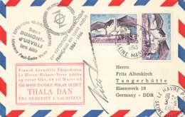 Let 183 - France - Base Dumont D'Urville - XVème Expédition Antarctique Française En Terre Adélie 1964-166 - Stamps