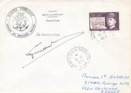 Let 187 - France - Marion Dufresne - 1973 - Stamps