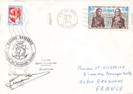 Let 188 - France - Marion Dufresne - 1974 - Stamps