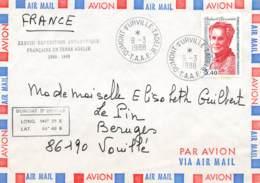 Let 199 - France - T.A.A.F. Dumon D'Urville - XXXVIII Expédition Antarctique Française En Terre à Délie 1988-1989 - Stamps
