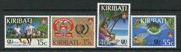 Kiribati 1985 International Youth Year Set MNH (SG 241-44) - Kiribati (1979-...)