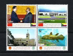 Comores Nº 1179/82 Nuevo - Comores (1975-...)