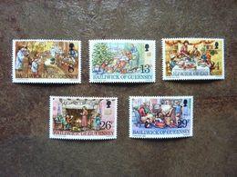 1982  Christmas  SG = 263   ** MNH - Guernsey