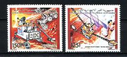 Comores Nº 543/4 Nuevo - Comores (1975-...)
